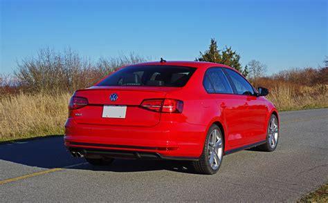 2016 Volkswagen Jetta Gli Autobahn Road Test Review