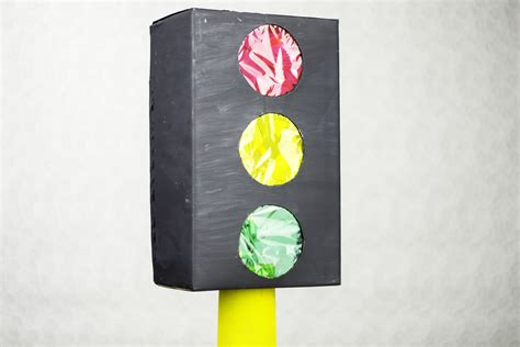 How To Build A Traffic Light Science Project