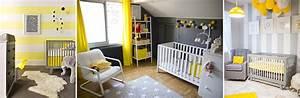 Idée Déco Chambre Bébé Garçon : deco chambre fille et garcon ensemble visuel 9 ~ Nature-et-papiers.com Idées de Décoration