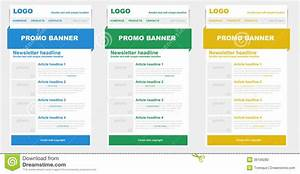 newsletter layout templates free download - 9 newsletter banner design images email newsletter