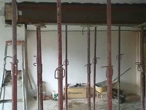 Ouverture Dans Un Mur Porteur : ouverture mur porteur r novation habitat la baule ~ Melissatoandfro.com Idées de Décoration