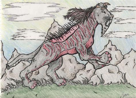 hybrid animal drawings  science