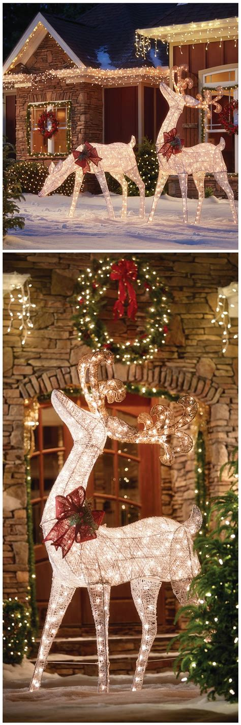 best place for christmas yard decorations 25 best ideas about yard decorations on outdoor decorations