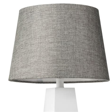 Chandelier Shades At Target by Linen L Shade Gray Small Threshold Target