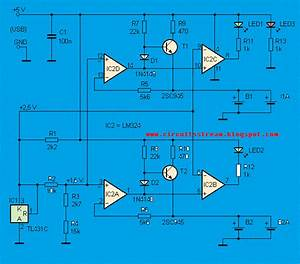Simple Alkaline Cell Charger Circuit Diagram