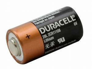 Duracell 28L 6v Lithium Battery (A544, PX28L, 2CR13252 ...