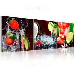 glasbilder für küche neuheit glasbilder bild deko glass glasbild limone küche erdbeere 030207 26 ebay