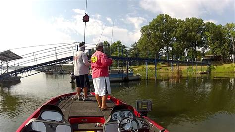 Fishing Boat Docks by Tips For Bass Fishing Around Boat Docks