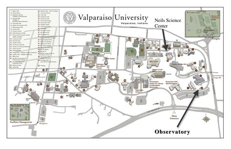 valpo observatory open house physics astronomy