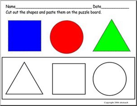 40 best images about cut and paste activities on 564 | 1bd6f9c3fe9e5c302ce3e07f01aebd1a shape activities activities for preschoolers