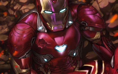 Descargar fondos de pantalla Iron Man superhéroes