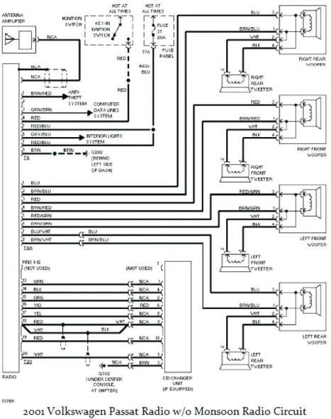 passat b5 5 wiring diagram diagram electrical diagram