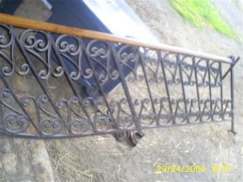 re escalier fer forge occasion re escalier en fer forg 233 bricolage jardinage maison novillard 90340 annonce gratuite