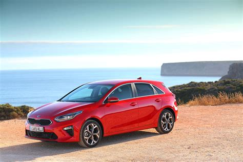 2019 Kia Ceed Technical And Mechanical Specifications