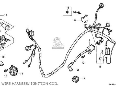 honda sk50m dio 1993 portugal parts list partsmanual partsfiche