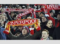 Nightmare for 1,000 Liverpool fans as three flights to