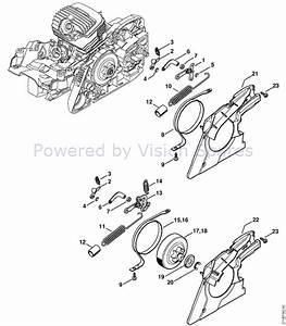 30 Stihl 026 Chainsaw Parts Diagram