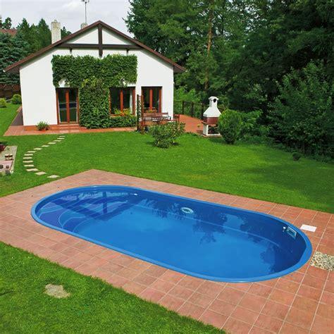 piscine da giardino interrate piscina interrata in vetroresina ikaros 6 00 x 3 00 h 1