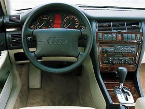 Audi A8 1994 pictures (4 of 4) cars-data com