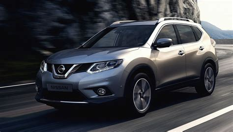 Nissan X Trail Photo by 2014 Nissan X Trail Softer Styling And Seven Seats For