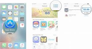 how to share and save content on the app store imore With store documents on iphone