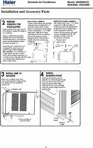 Wiring Diagram For Haier Air Conditioner Hwr08xc5