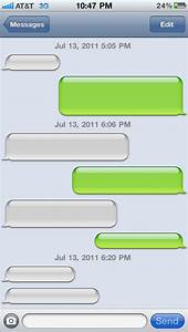 image gallery iphone message bubble With iphone sms template