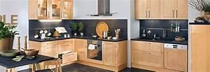 Meuble Cuisine Bois Naturel : les meubles de cuisine en bois ~ Teatrodelosmanantiales.com Idées de Décoration