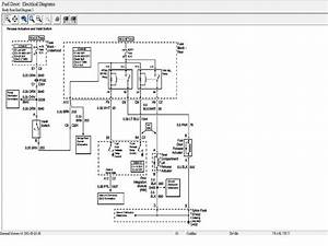 Wiring Diagram Database  2001 Cadillac Deville Fuse Box