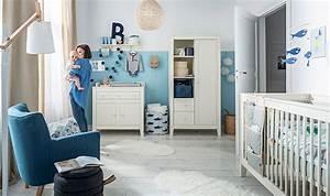 Meuble Mural Chambre : tag re murale en bois cr me pour chambre b b jasmine vox ~ Melissatoandfro.com Idées de Décoration
