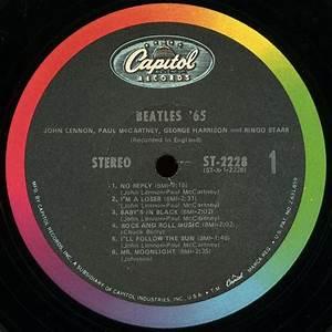 The Beatles  U0026 39 65