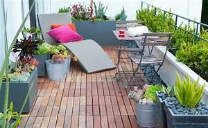 Balkon Gestaltungsideen Pflanzen : 1001 ideen zum thema schmalen balkon gestalten und ~ Lizthompson.info Haus und Dekorationen