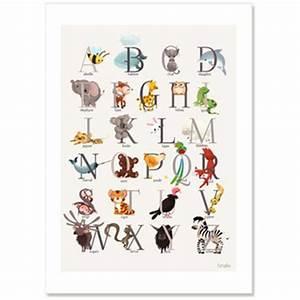 affiches abecedaire dans objet decoratif achetez au With affiche chambre bébé avec livraison fleurs 24 heures