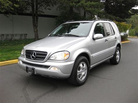how do i learn about cars 2003 mercedes benz m class transmission control 2003 mercedes benz ml320 awd luxury sport utility
