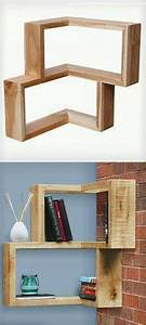 Useful, Shelves, Out, Of, Wooden, Pallets
