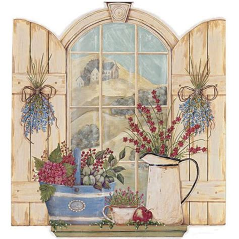 garden arch window wallpaper mural cym   walls
