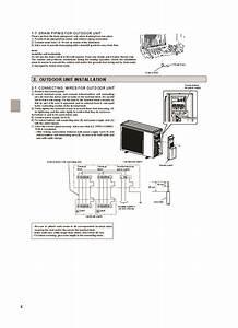 Mitsubishi Mr Slim Installation Manual
