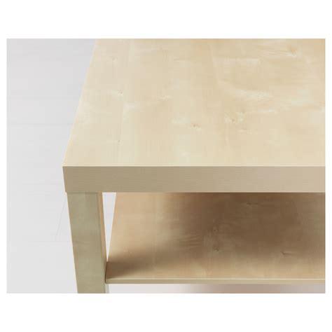 Lack Sofa Table Birch by Lack Coffee Table Birch Effect 90x55 Cm Ikea