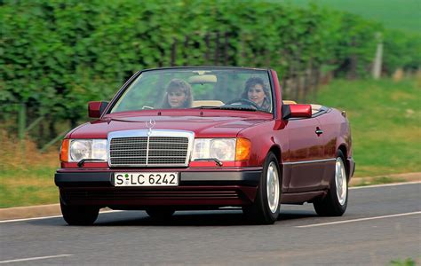 Mercedes-benz 300 Ce Cabriolet. Photos And Comments. Www