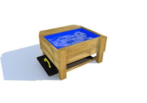 water table with lid water table with lid for early years playground pentagon