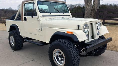 jeep scrambler 2014 1982 jeep cj 8 scrambler w98 indy 2014