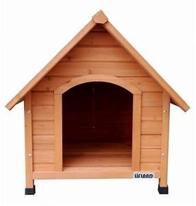 Niche Interieur Pour Chien : niche pour chien villa extra large animaloo ~ Melissatoandfro.com Idées de Décoration