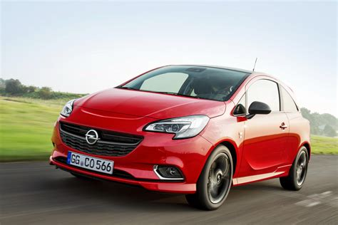 Opel Corsa by Opel Sharpens Up The Corsa With Opc Line Grade Carscoops