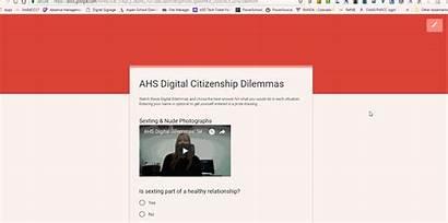 Citizenship Digital Survey