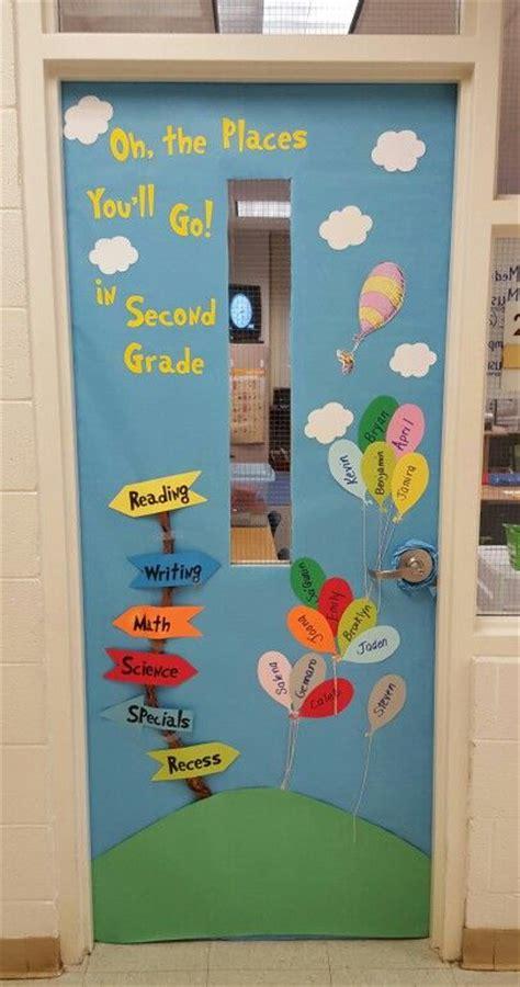 classroom door decorations for summer