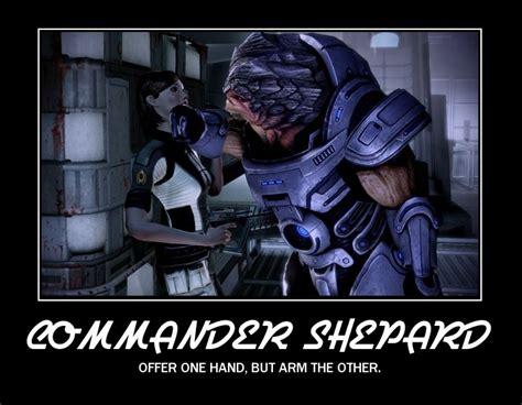 Mass Effect Meme - shepard vs grunt by purelighthealer on deviantart