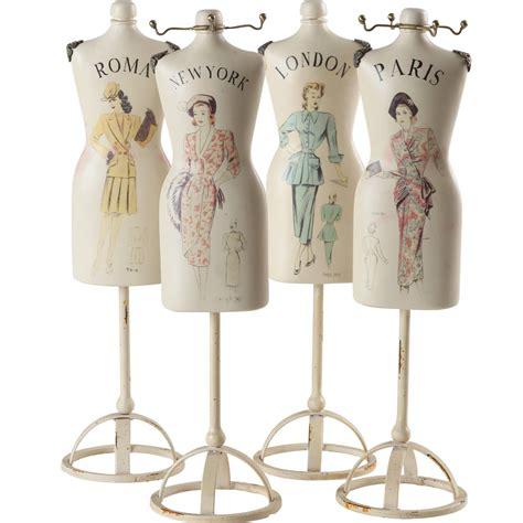 posh decor vintage dress forms