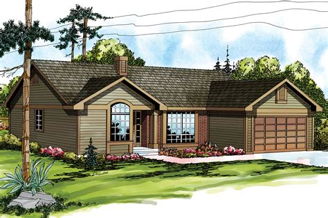 one floor home plans traditional house plans 10 061 associated designs