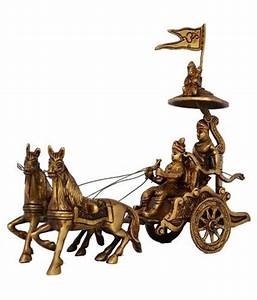 Aakrati Chariot - Horse Cart - Arjun Rath At The Time Of