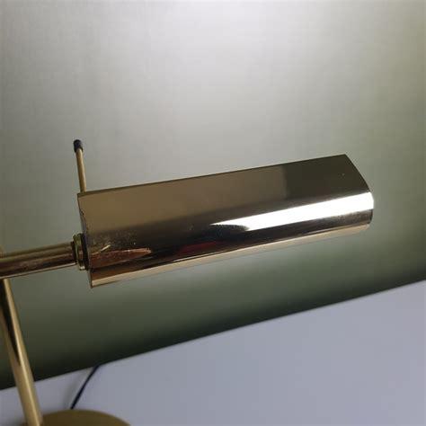 le de bureau vintage le liseuse de bureau articulée doré vintage halogène